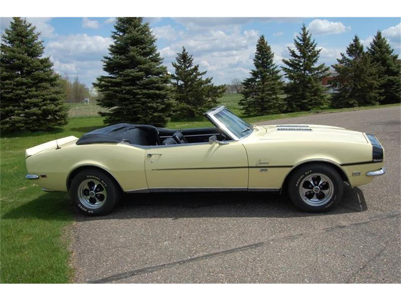 Large Picture of Classic 1968 Chevrolet Camaro located in Minnesota Offered by Ellingson Motorcars - Q3DB