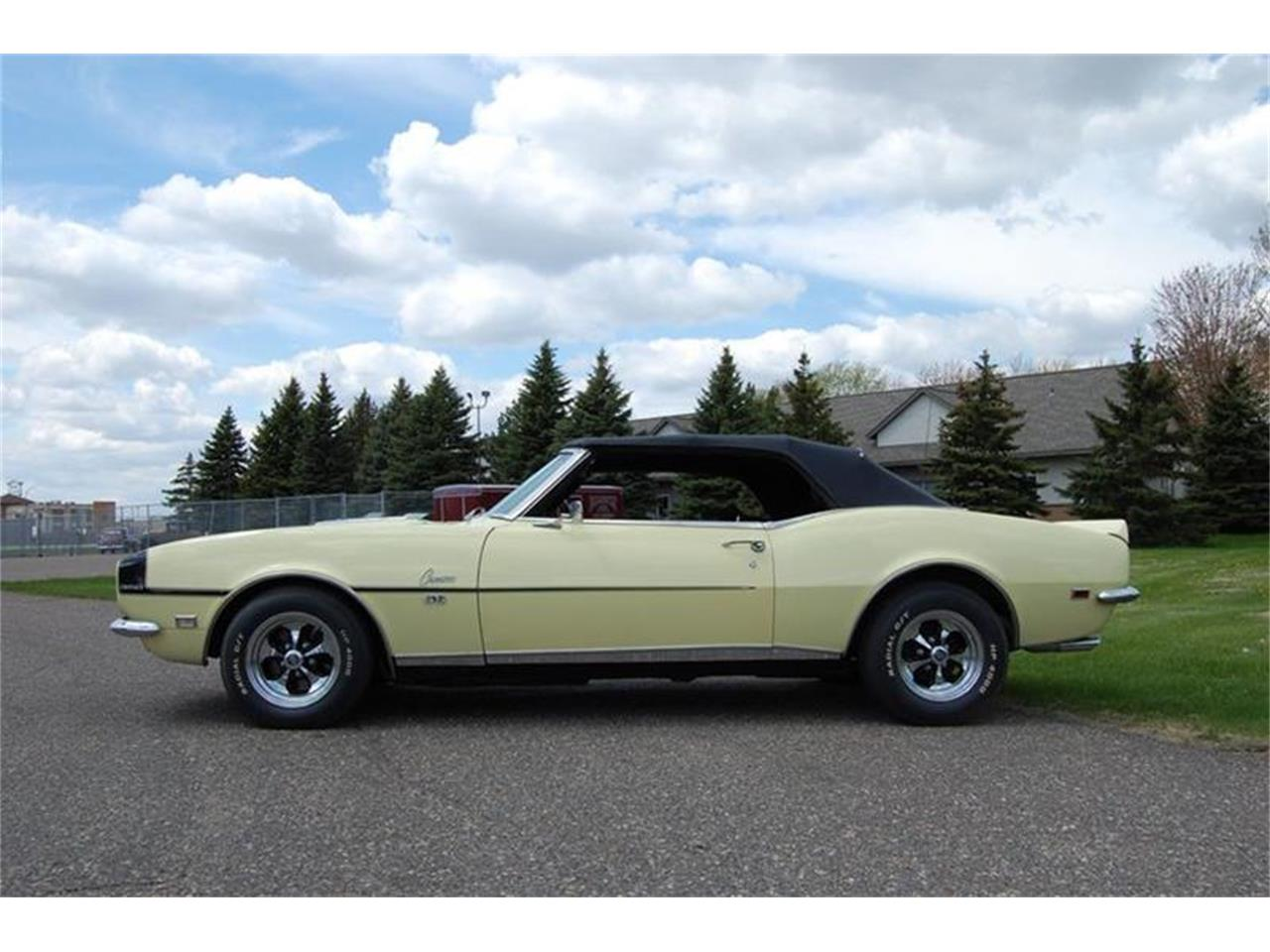 Large Picture of Classic 1968 Camaro located in Rogers Minnesota - Q3DB