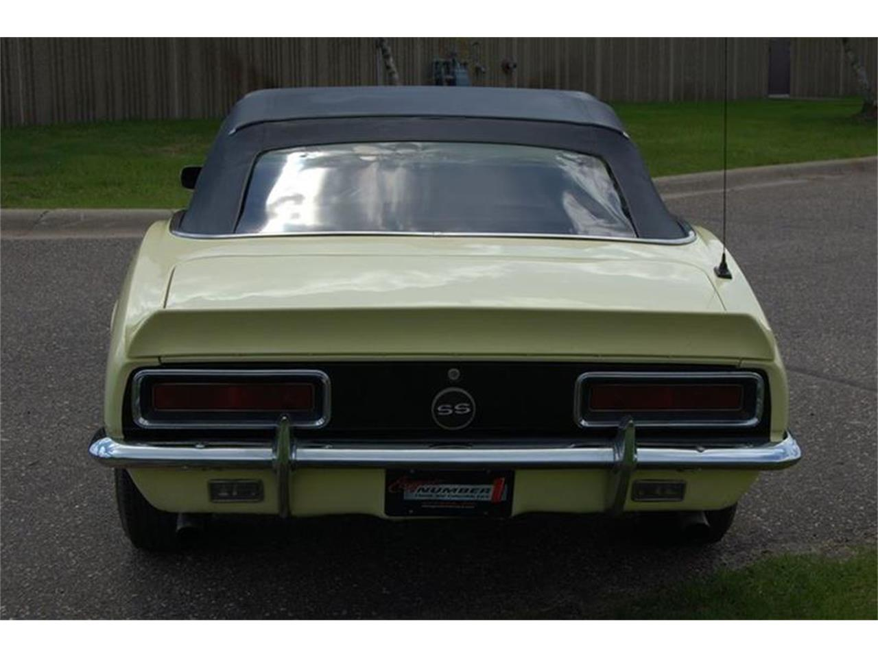 Large Picture of 1968 Camaro located in Minnesota - $42,995.00 Offered by Ellingson Motorcars - Q3DB