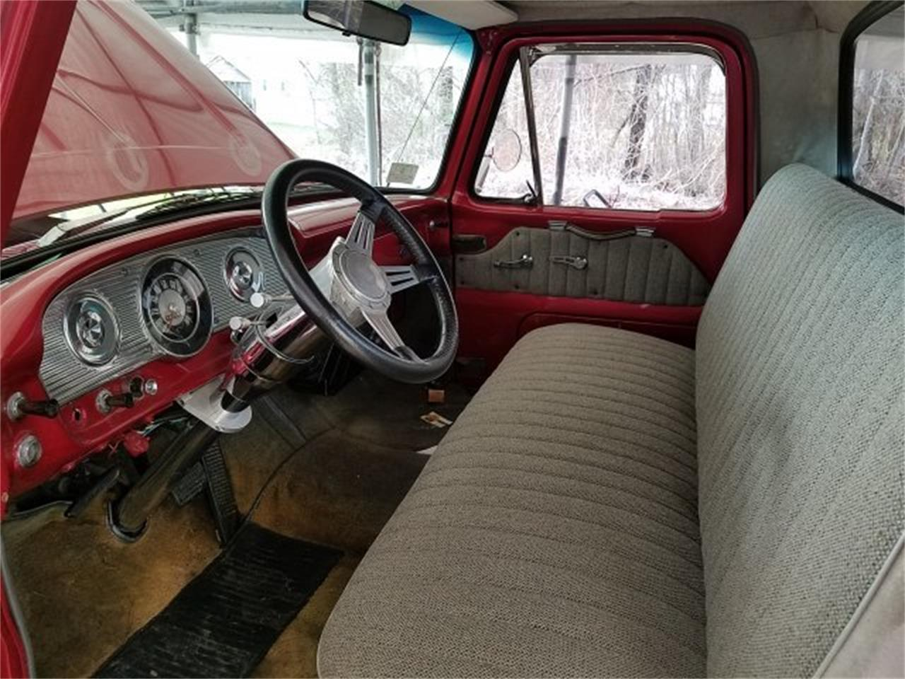 Large Picture of '61 F100 - Q3DC