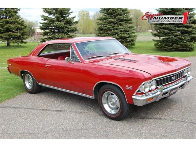 Picture of 1966 Chevrolet Chevelle located in Rogers Minnesota - Q3DD