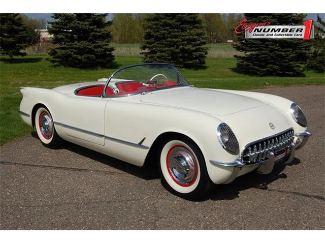 Picture of Classic 1954 Chevrolet Corvette located in Minnesota - Q3DF