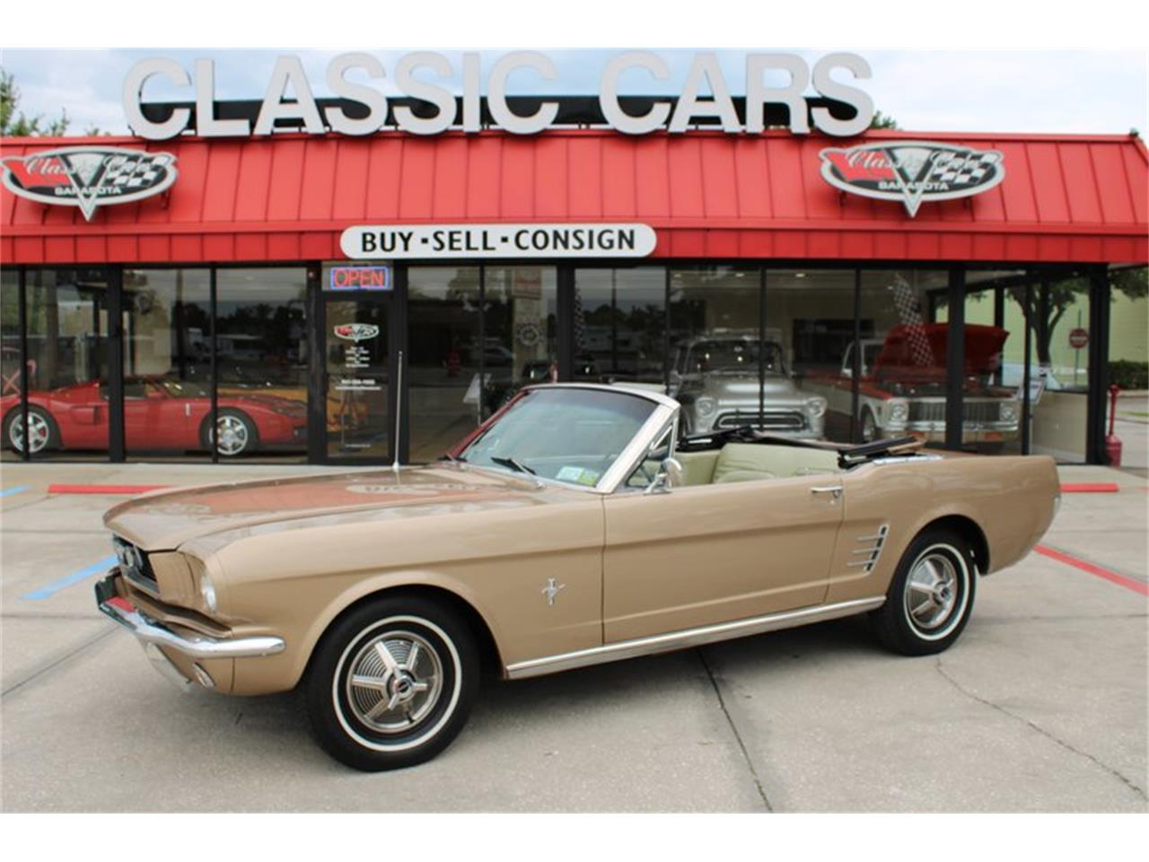 For sale 1966 ford mustang in sarasota florida