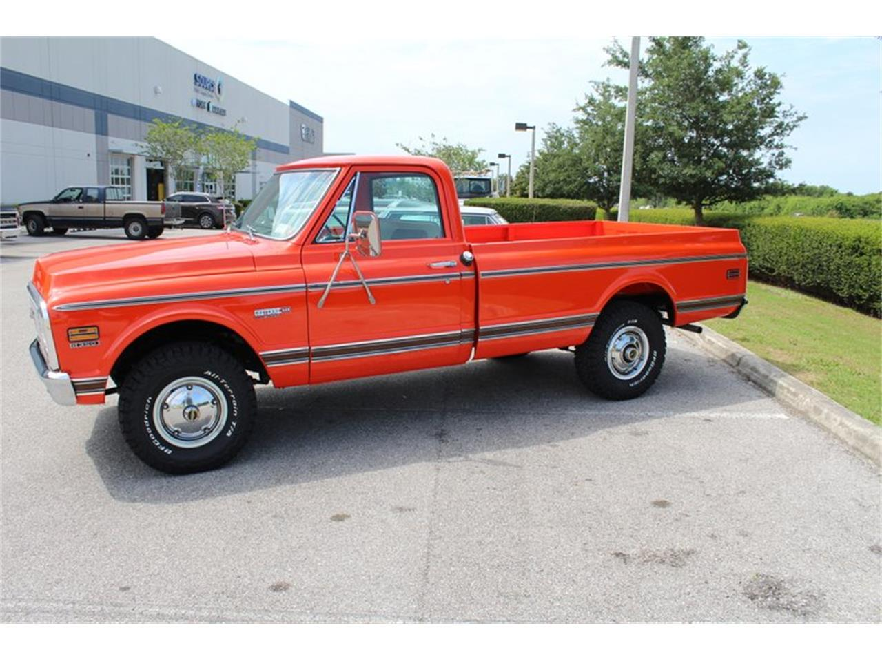 Large Picture of '71 Chevrolet C10 - $27,500.00 Offered by Classic Cars of Sarasota - Q3DK