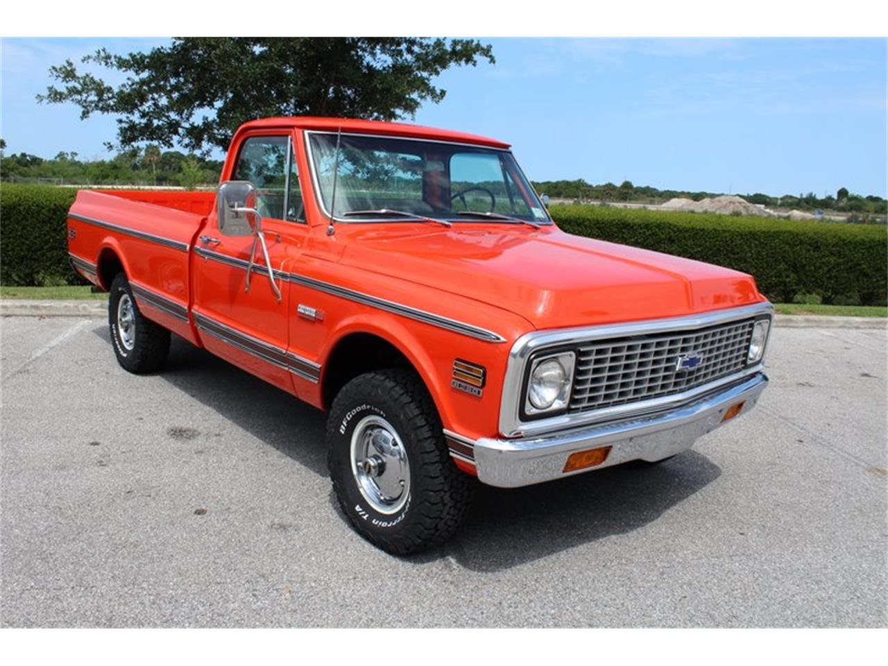 Large Picture of Classic '71 C10 - $27,500.00 Offered by Classic Cars of Sarasota - Q3DK