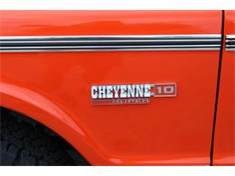 Picture of Classic 1971 Chevrolet C10 located in Sarasota Florida - $27,500.00 Offered by Classic Cars of Sarasota - Q3DK