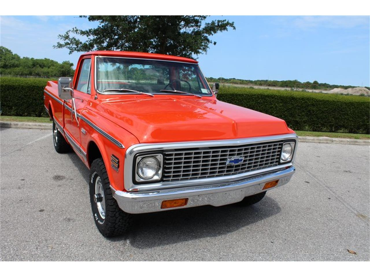 Large Picture of Classic '71 C10 located in Florida - $27,500.00 Offered by Classic Cars of Sarasota - Q3DK