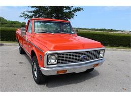 Picture of 1971 Chevrolet C10 located in Florida - $27,500.00 Offered by Classic Cars of Sarasota - Q3DK