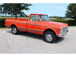 Picture of Classic '71 Chevrolet C10 located in Florida Offered by Classic Cars of Sarasota - Q3DK
