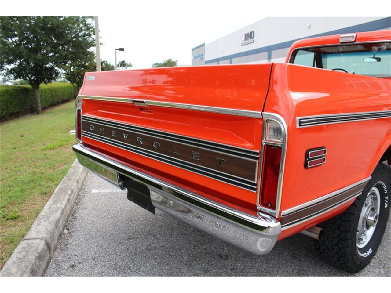 Large Picture of Classic 1971 Chevrolet C10 Offered by Classic Cars of Sarasota - Q3DK