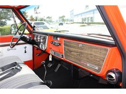 Picture of 1971 Chevrolet C10 located in Florida Offered by Classic Cars of Sarasota - Q3DK