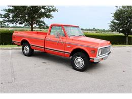 Picture of Classic '71 C10 located in Florida - $27,500.00 Offered by Classic Cars of Sarasota - Q3DK