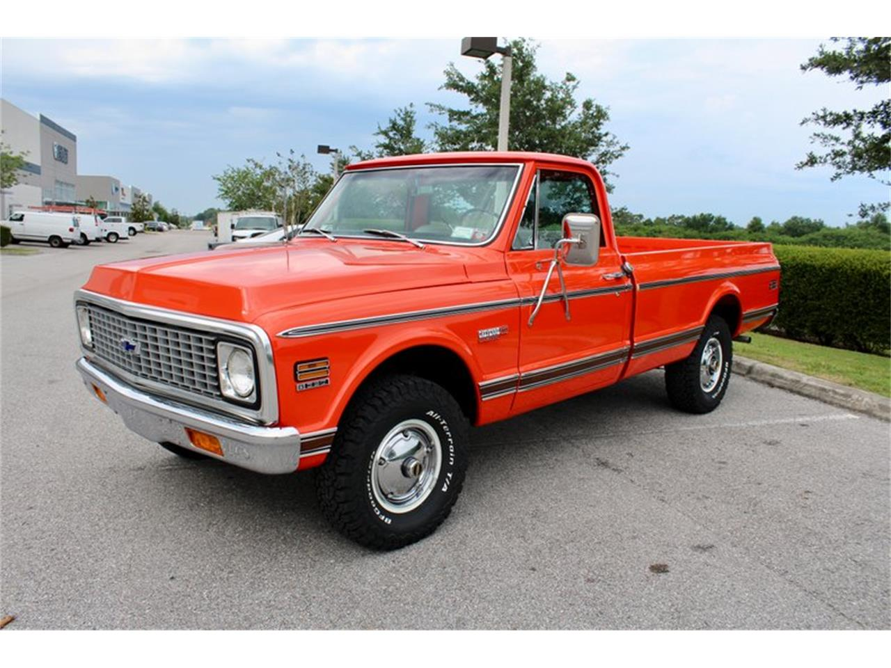Large Picture of 1971 Chevrolet C10 - $27,500.00 Offered by Classic Cars of Sarasota - Q3DK
