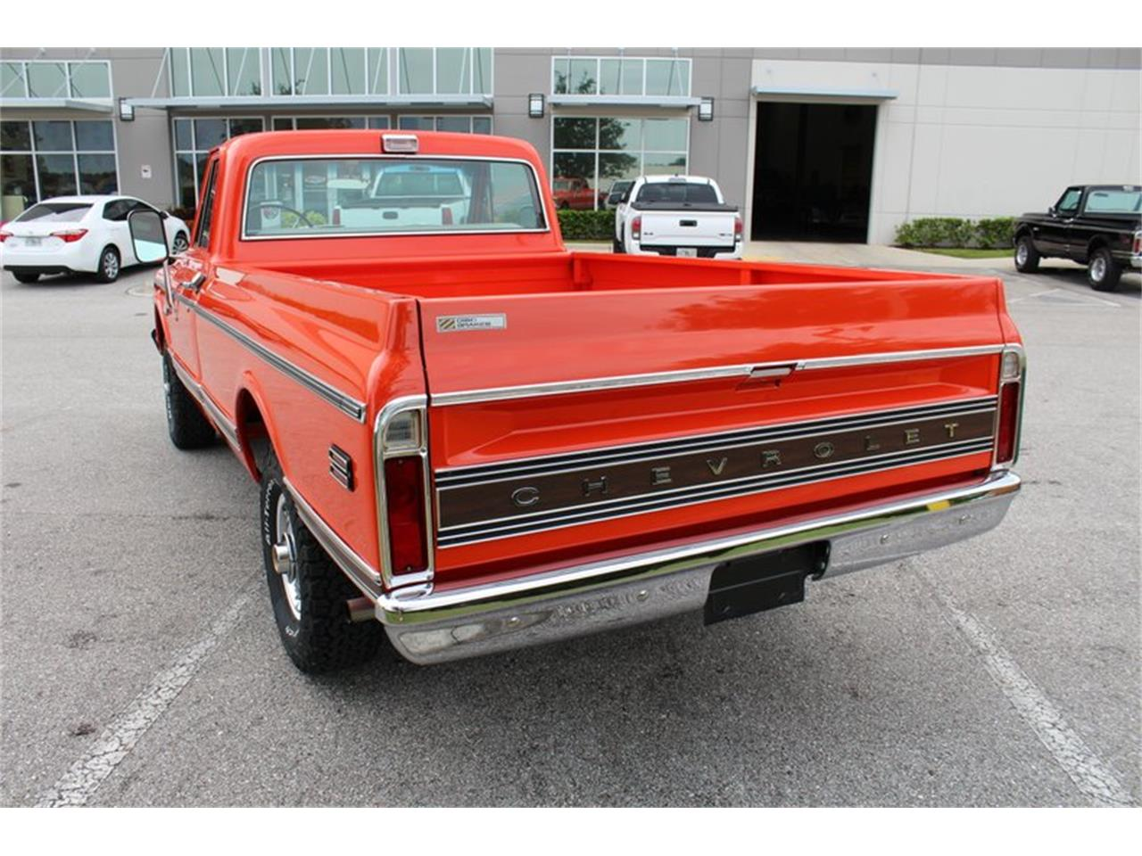 Large Picture of Classic '71 Chevrolet C10 located in Sarasota Florida Offered by Classic Cars of Sarasota - Q3DK