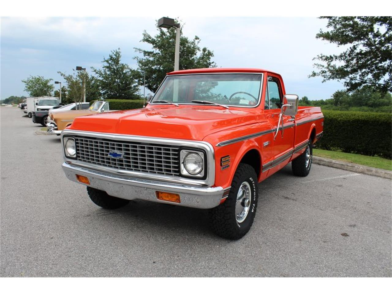 Large Picture of Classic '71 Chevrolet C10 located in Florida - $27,500.00 - Q3DK