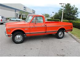 Picture of Classic 1971 Chevrolet C10 located in Florida Offered by Classic Cars of Sarasota - Q3DK