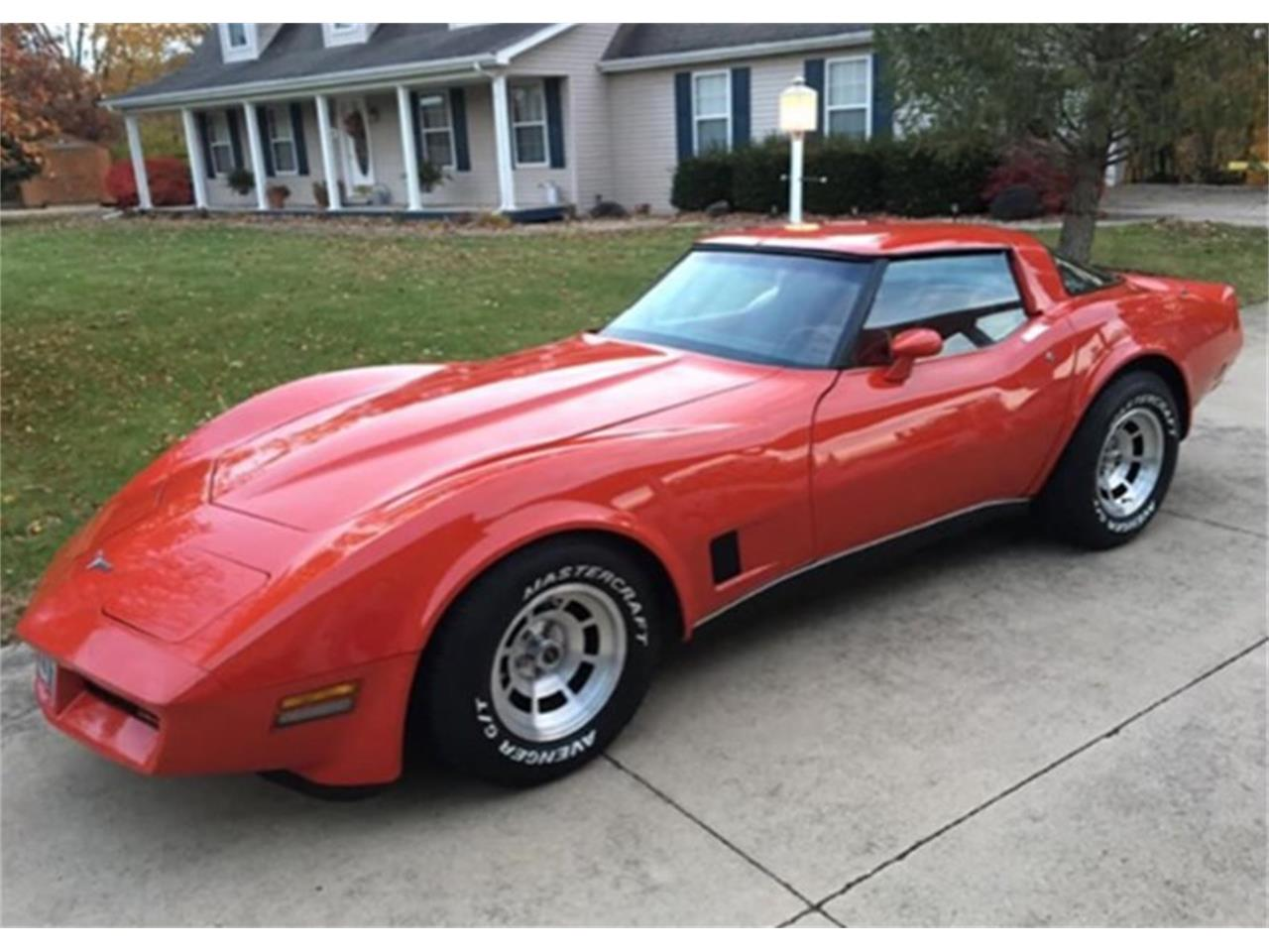 Large Picture of '80 Corvette - Q3DZ