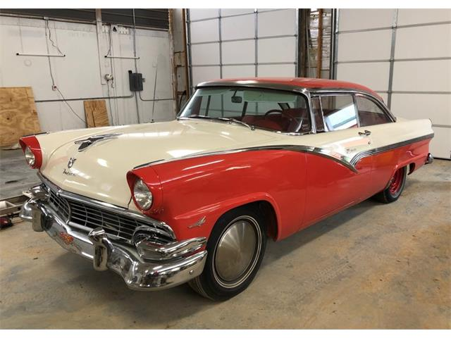 Picture of '56 Ford Victoria Auction Vehicle - Q3E5