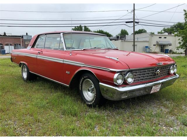 Picture of Classic 1962 Galaxie located in Tulsa Oklahoma Auction Vehicle Offered by  - Q3E7