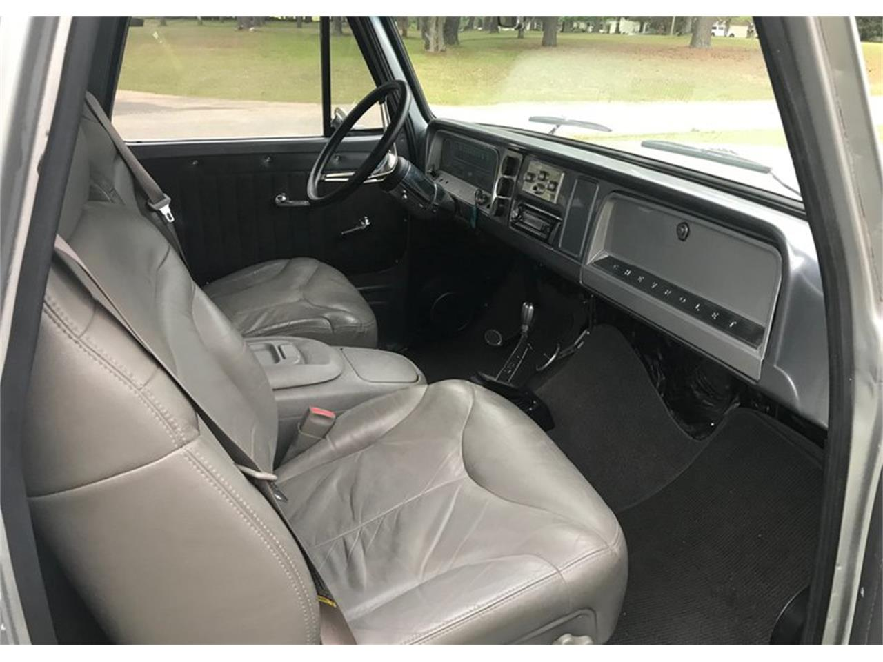 Large Picture of 1965 Chevrolet C10 located in Oklahoma Offered by Leake Auction Company - Q3EV