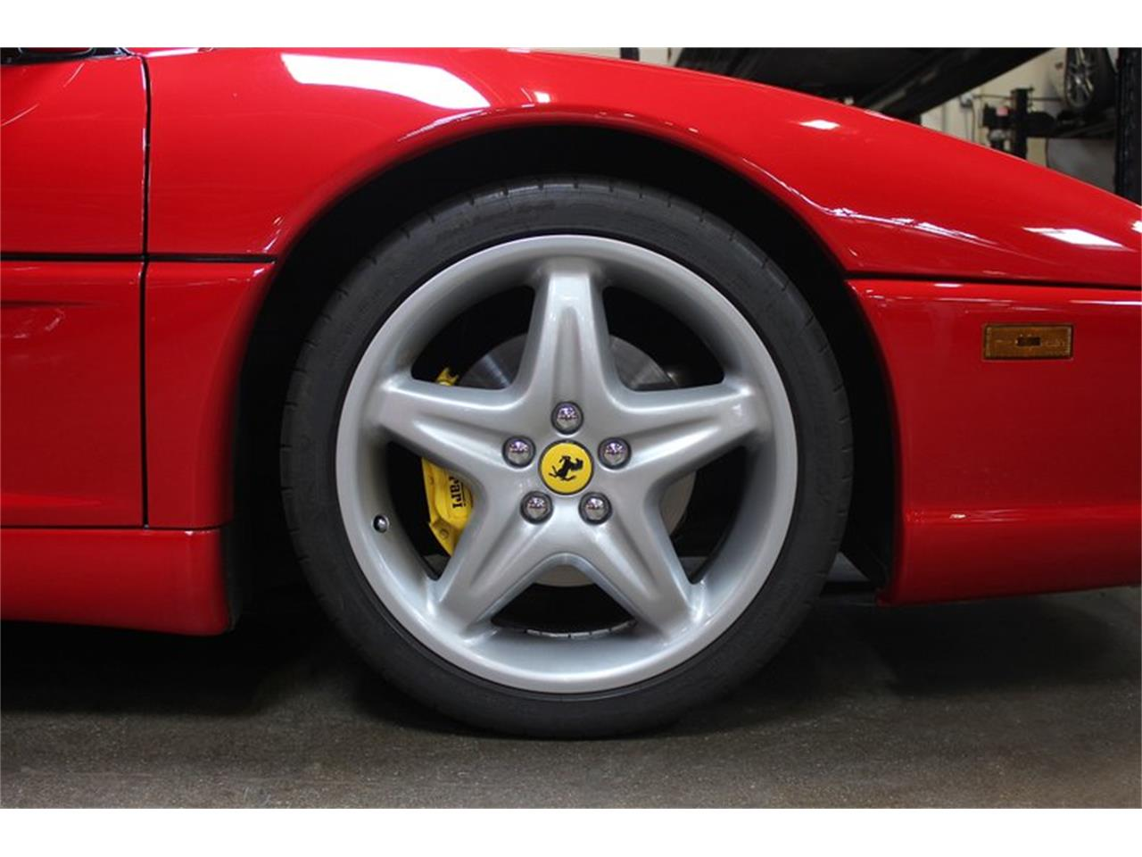 Large Picture of 1997 F355 Offered by San Francisco Sports Cars - Q3F9