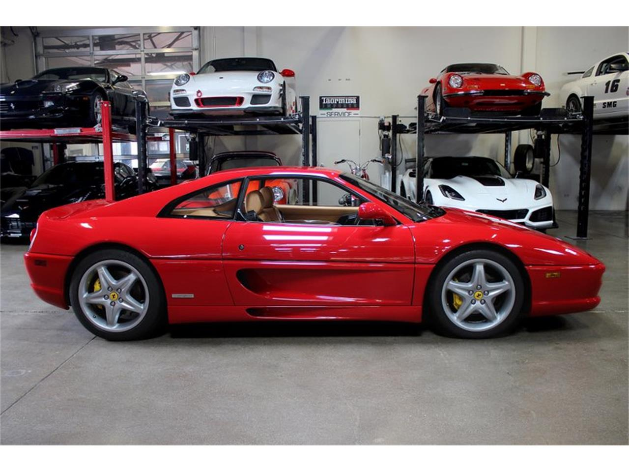 Large Picture of 1997 Ferrari F355 - $69,995.00 Offered by San Francisco Sports Cars - Q3F9