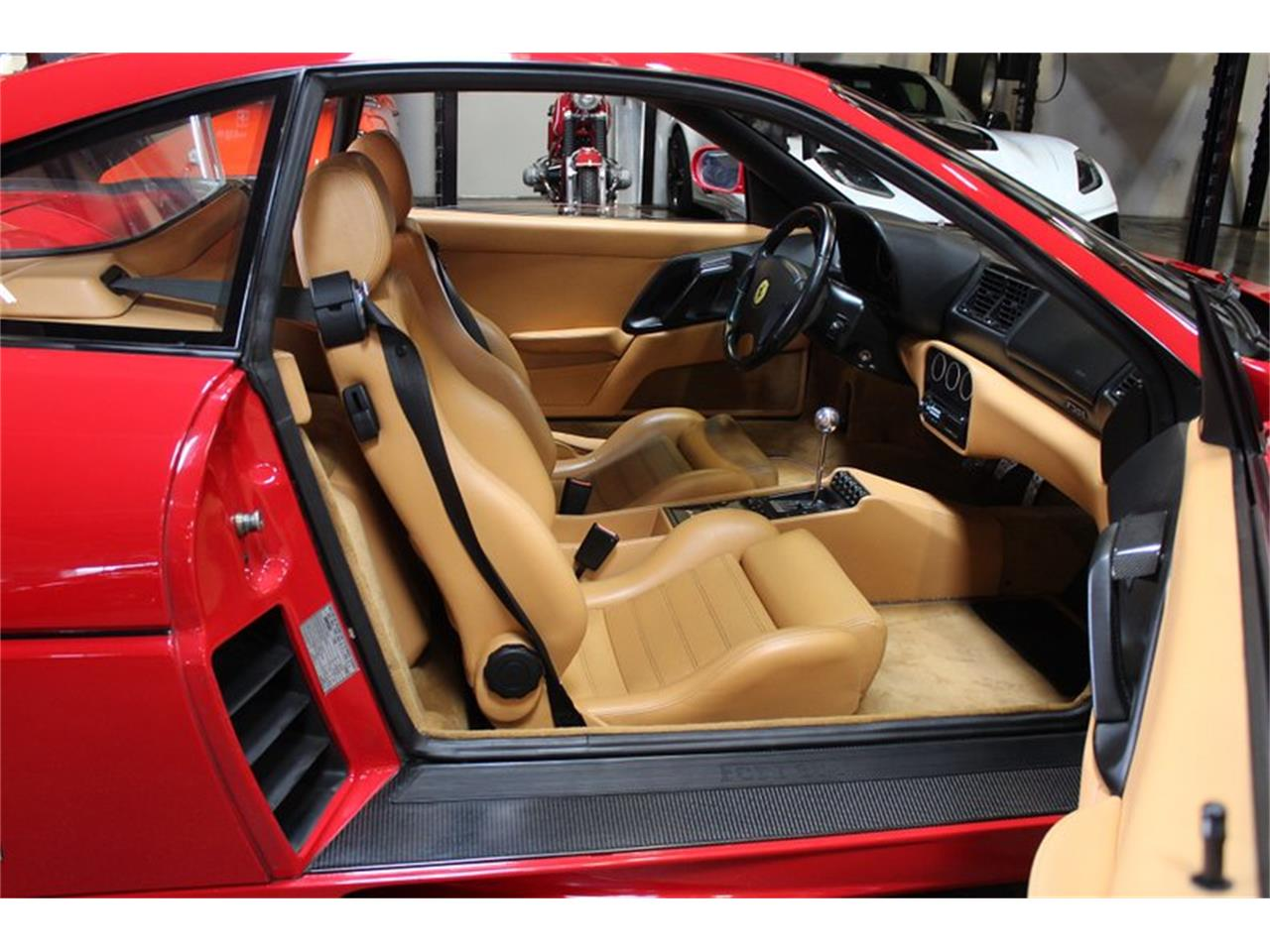 Large Picture of 1997 Ferrari F355 located in San Carlos California Offered by San Francisco Sports Cars - Q3F9