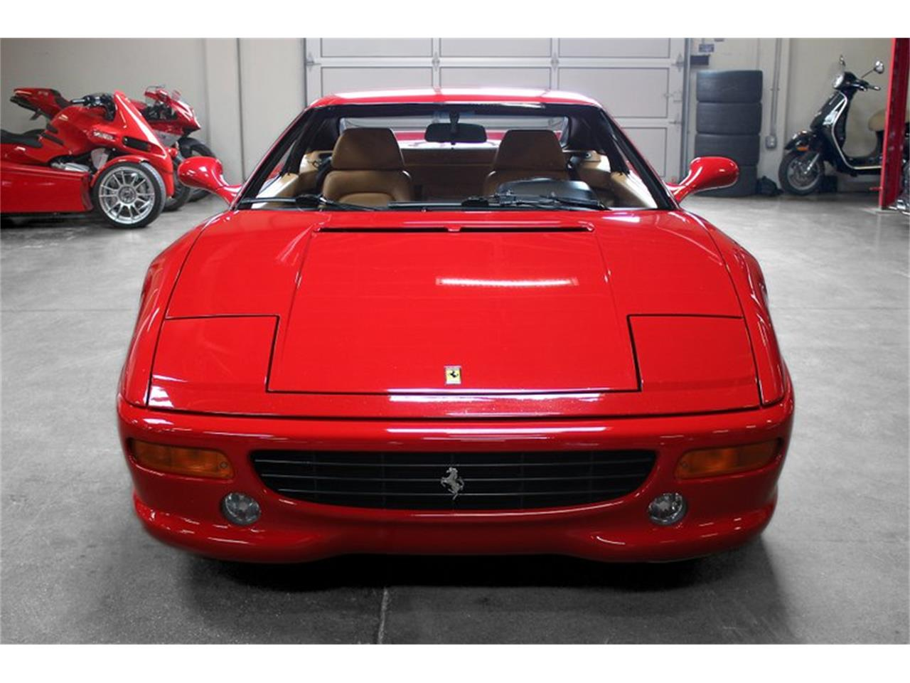 Large Picture of 1997 Ferrari F355 located in California - $69,995.00 Offered by San Francisco Sports Cars - Q3F9