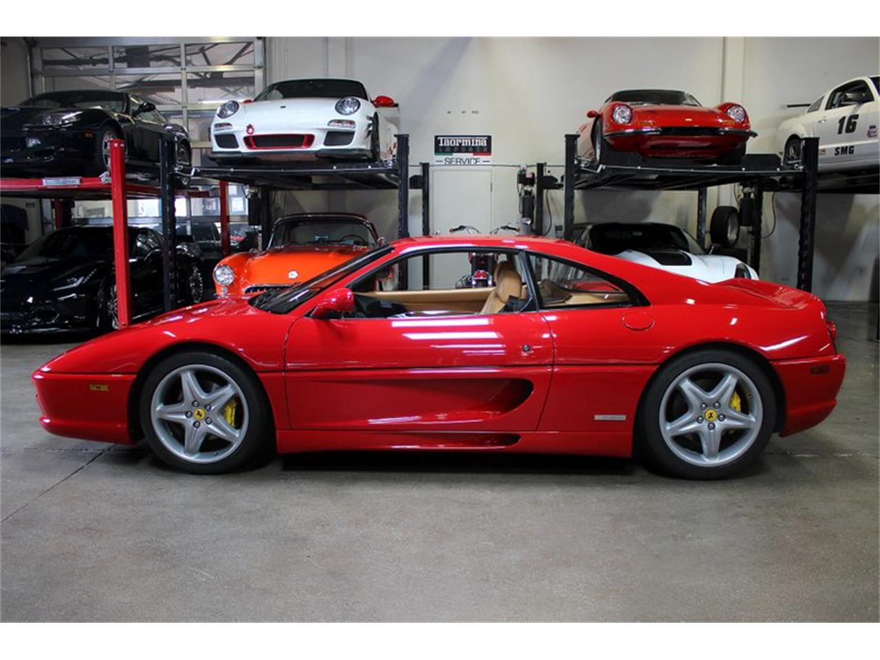 Large Picture of '97 F355 located in San Carlos California Offered by San Francisco Sports Cars - Q3F9