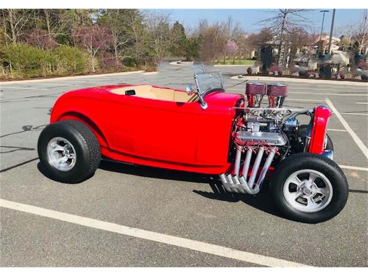 Large Picture of Classic '32 Roadster located in Clarksburg Maryland - Q3FA