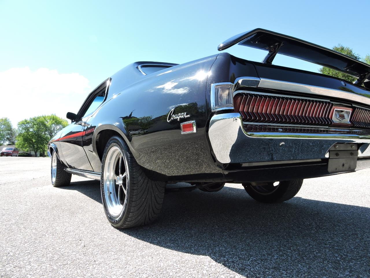 Large Picture of '69 Cougar - Q3FE