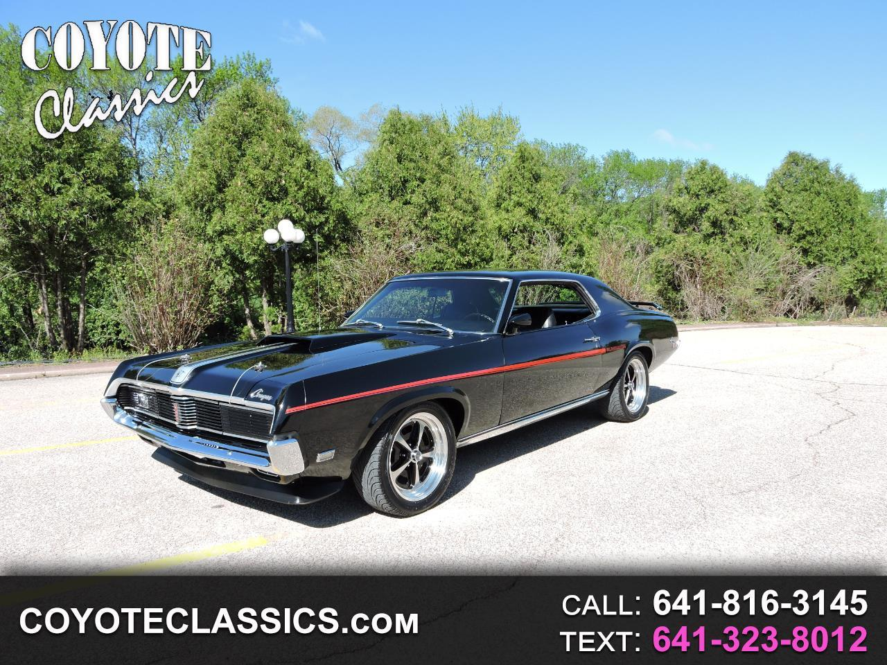 Large Picture of 1969 Mercury Cougar located in Greene Iowa - $33,995.00 Offered by Coyote Classics - Q3FE