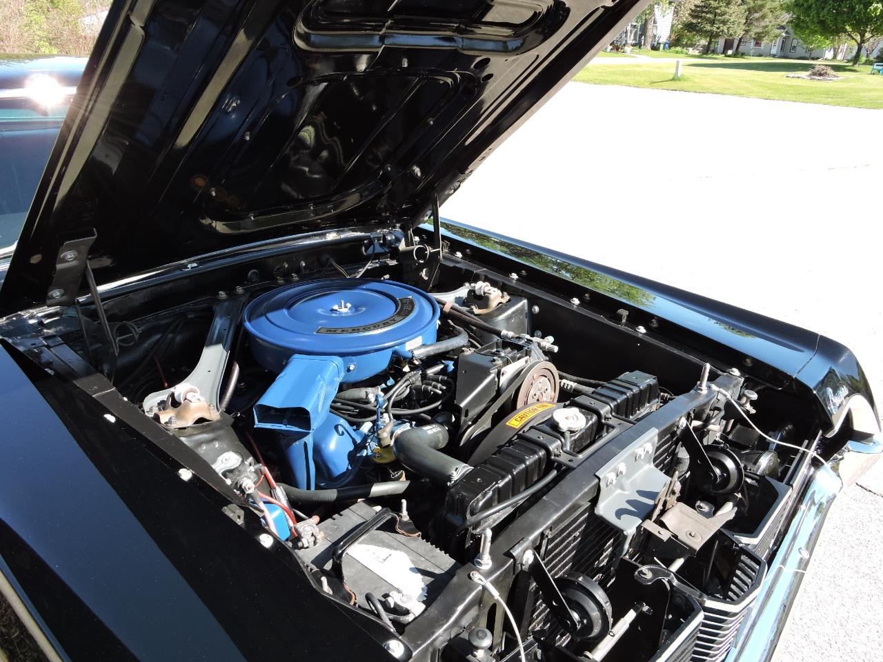 Large Picture of Classic 1969 Mercury Cougar located in Greene Iowa - $33,995.00 Offered by Coyote Classics - Q3FE
