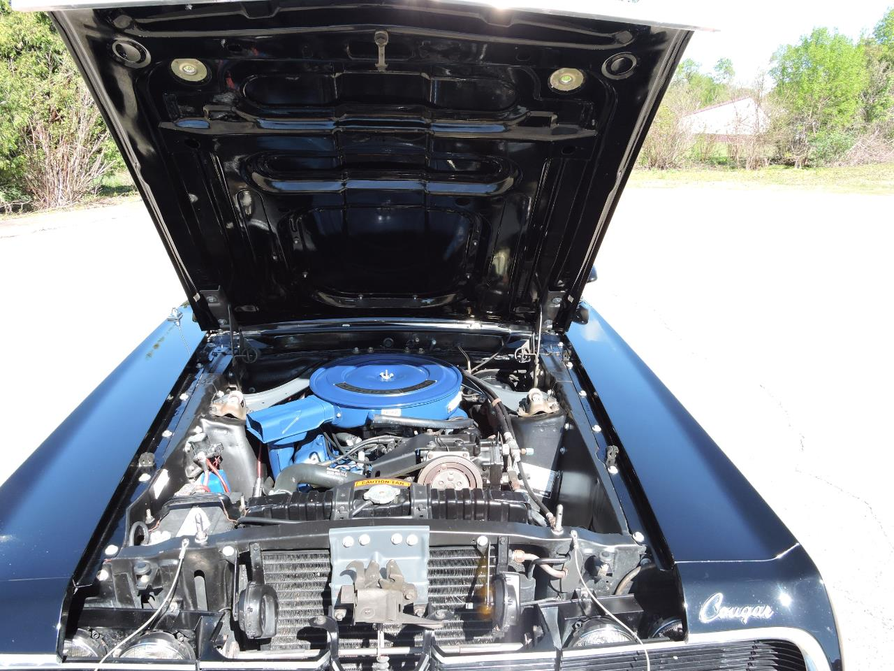Large Picture of '69 Mercury Cougar located in Iowa Offered by Coyote Classics - Q3FE