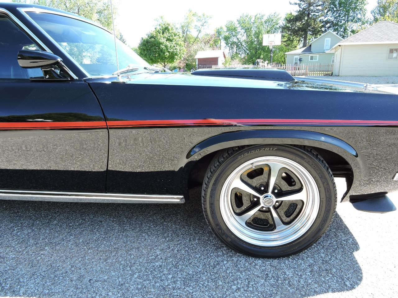 Large Picture of 1969 Mercury Cougar located in Iowa Offered by Coyote Classics - Q3FE