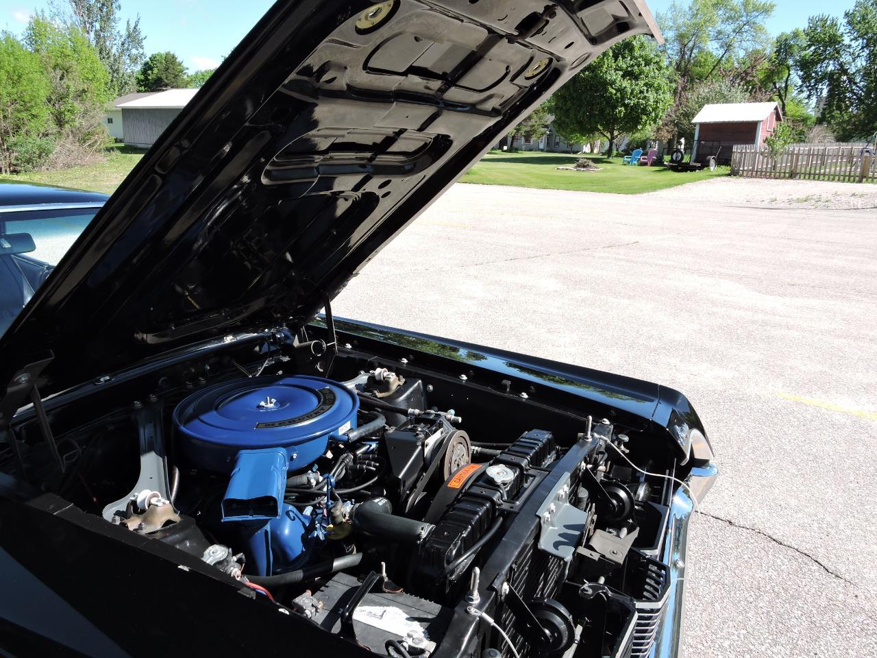 Large Picture of Classic '69 Mercury Cougar located in Greene Iowa - Q3FE