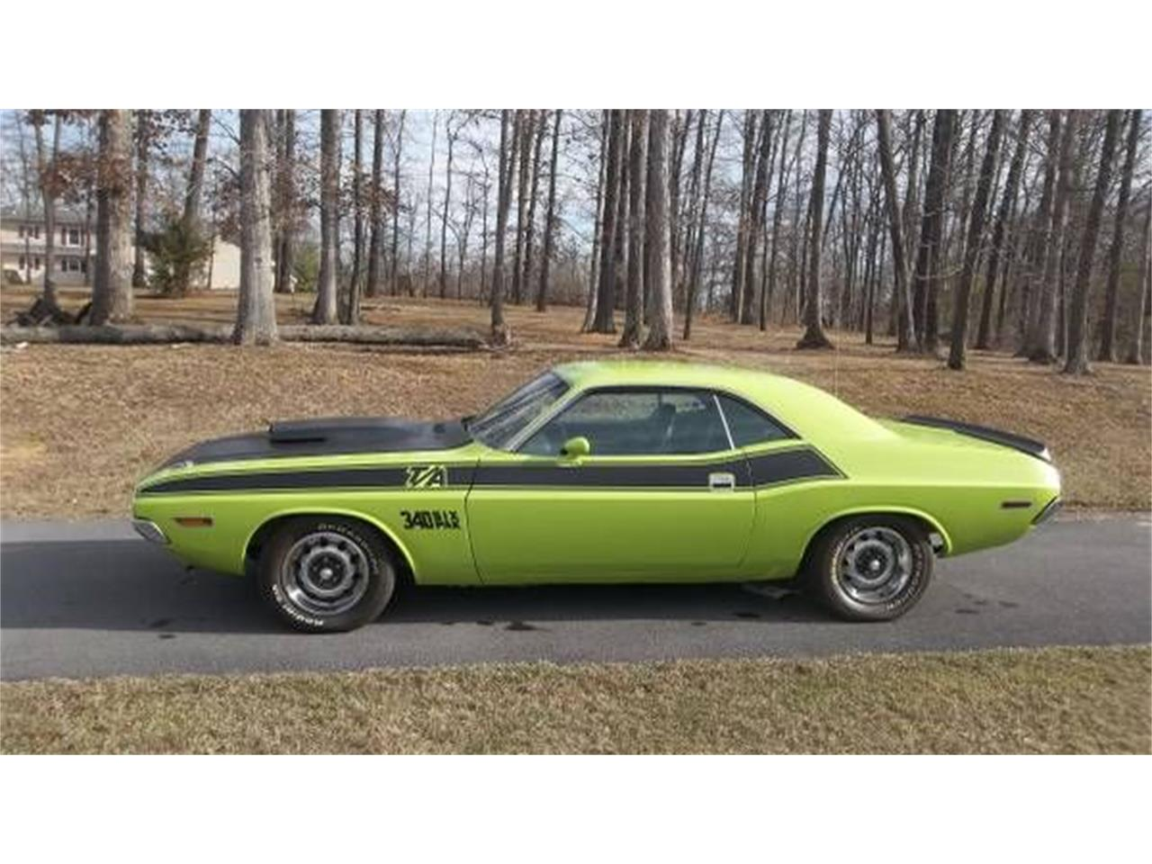 Large Picture of '70 Challenger - PY7Z