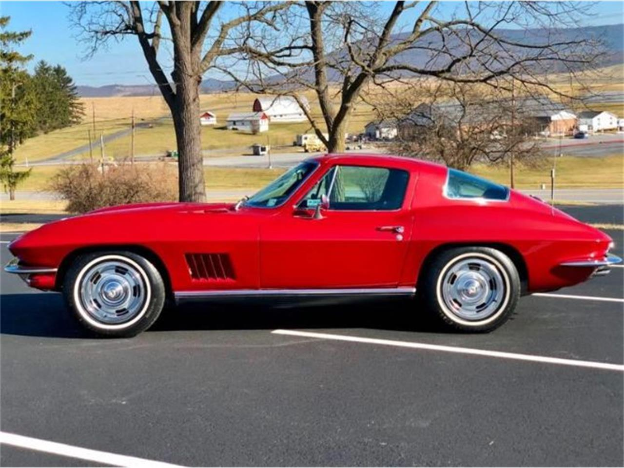 Large Picture of '67 Corvette - PY80