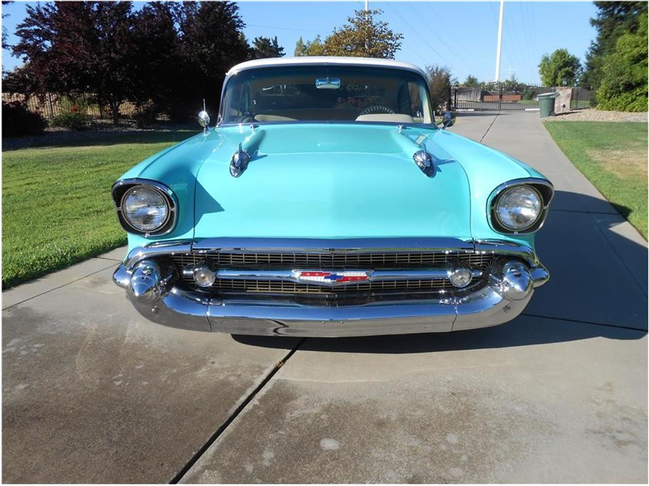 Large Picture of Classic 1957 Automobile located in Roseville California Offered by Hayes Classics - Q3G3