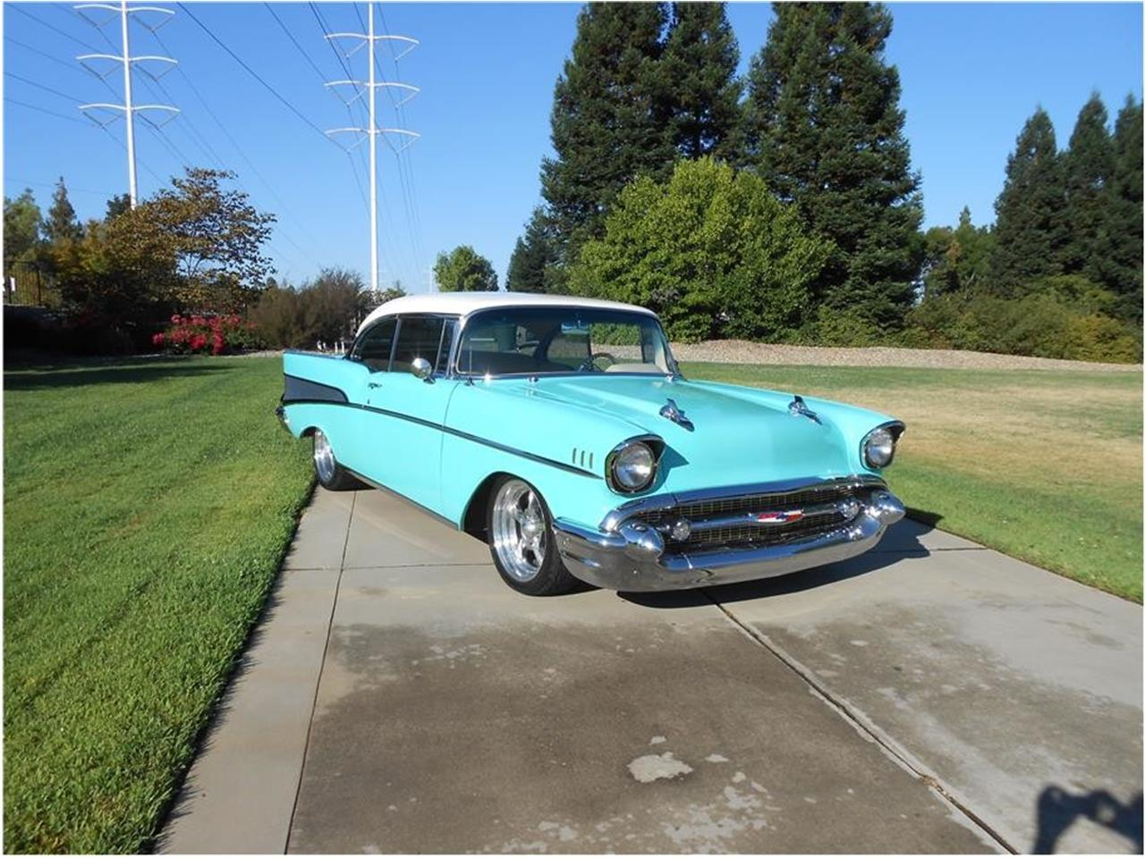 Large Picture of Classic 1957 Chevrolet Automobile - Q3G3