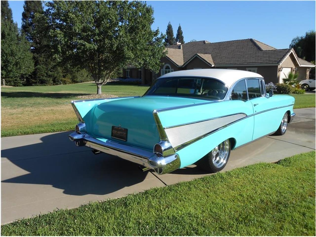 Large Picture of Classic '57 Chevrolet Automobile located in California - $69,995.00 Offered by Hayes Classics - Q3G3