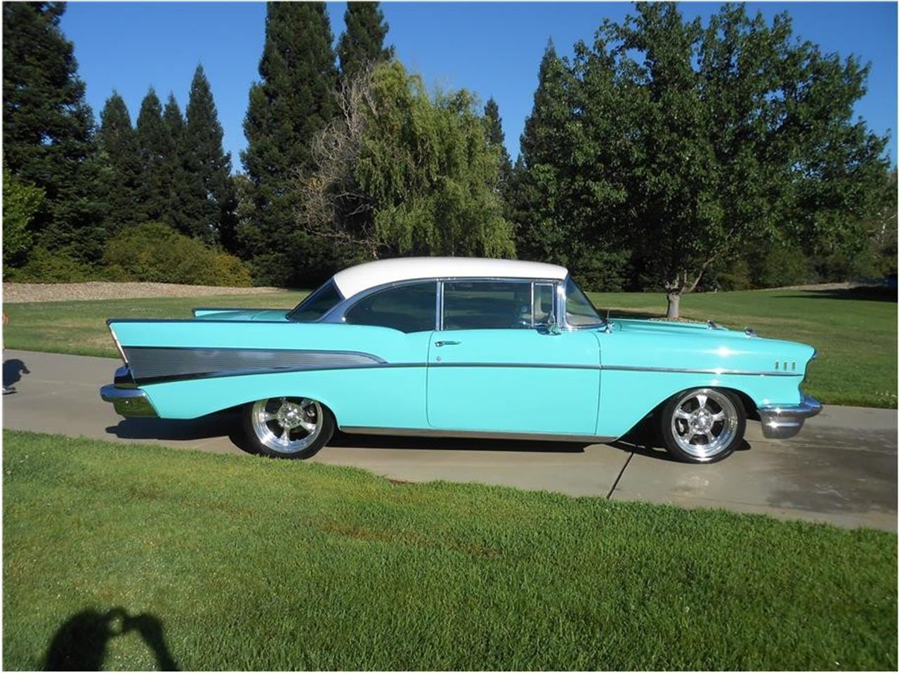 Large Picture of 1957 Chevrolet Automobile - $69,995.00 - Q3G3