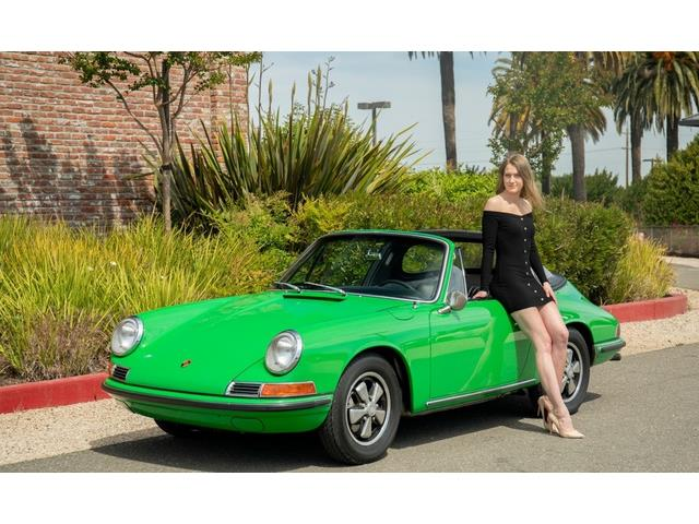 Picture of 1967 Porsche 911 located in Pleasanton California - Q3G6