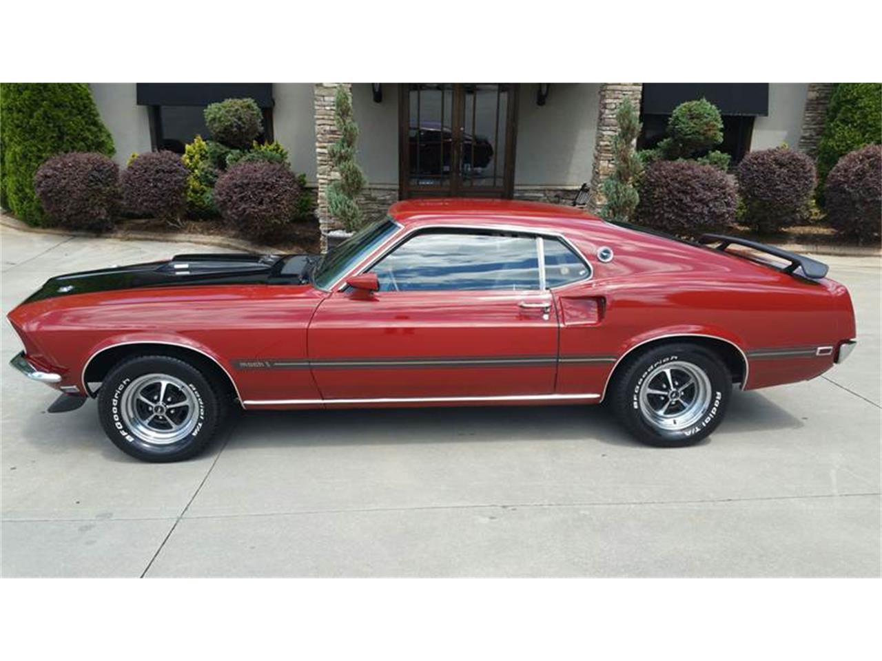 Large Picture of '69 Mustang - Q3GA
