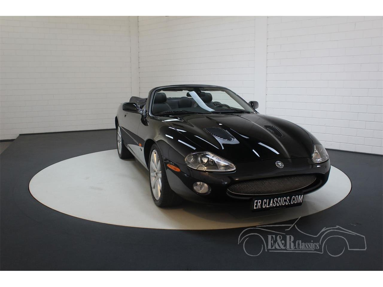 Large Picture of 2003 XKR located in noord brabant Offered by E & R Classics - Q3GE