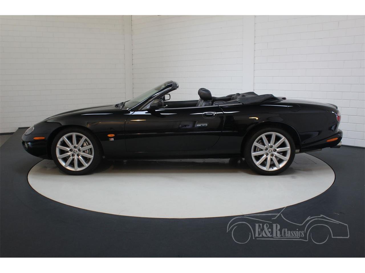 Large Picture of '03 Jaguar XKR - Q3GE