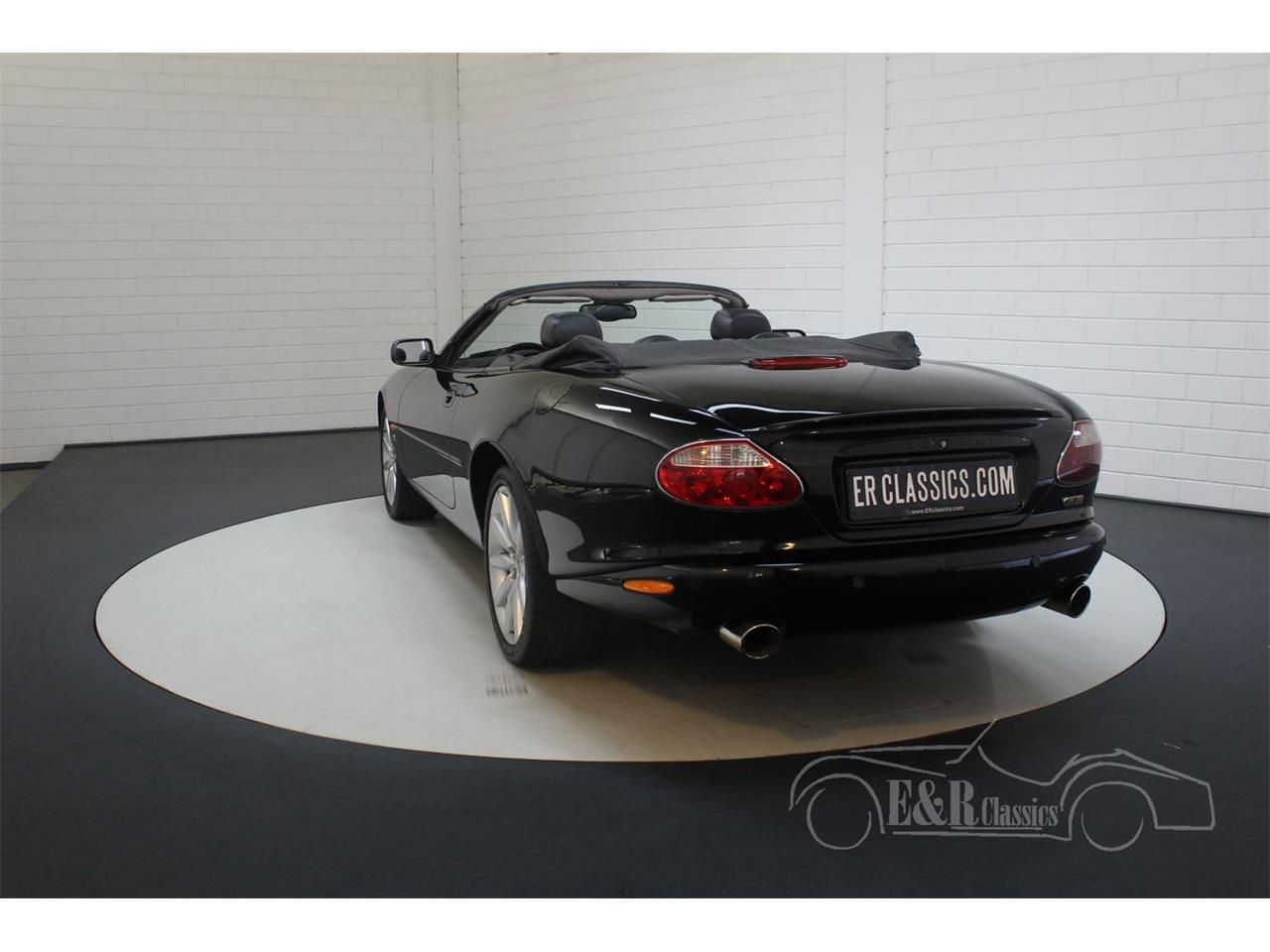 Large Picture of 2003 Jaguar XKR located in noord brabant - $39,200.00 Offered by E & R Classics - Q3GE