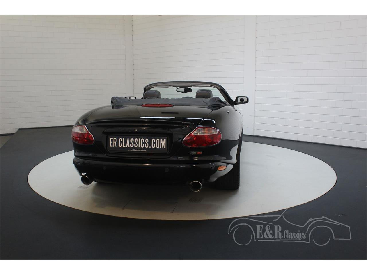 Large Picture of '03 Jaguar XKR located in noord brabant Offered by E & R Classics - Q3GE