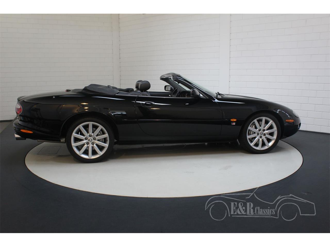Large Picture of 2003 XKR located in Waalwijk noord brabant Offered by E & R Classics - Q3GE