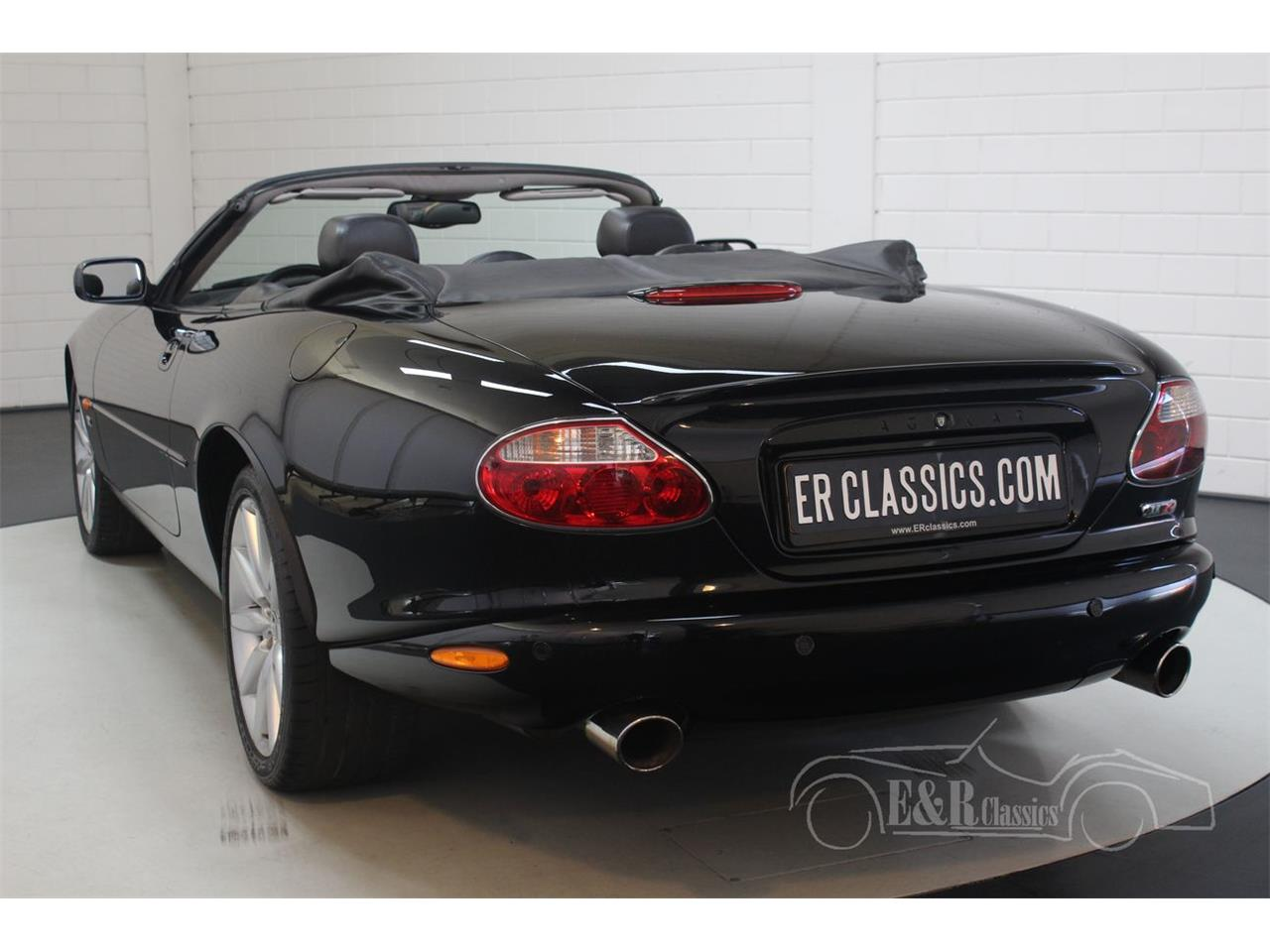 Large Picture of 2003 XKR - Q3GE